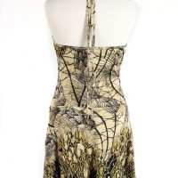 robe dos nu jersey de coton flo jungle